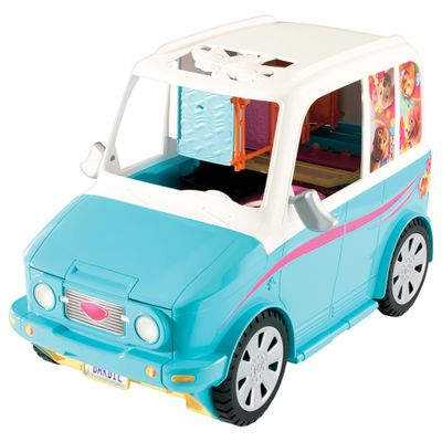 Playset Trailer Família de Pets - Barbie - Mattel