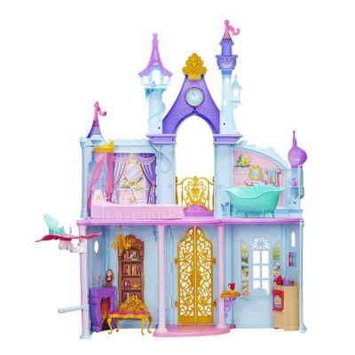 Conjunto Castelo Real - Princesas - Disney - Hasbro