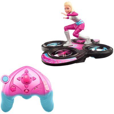Hoverboard Barbie - Controle Remoto - Aventura nas Estrelas - Mattel