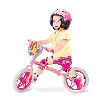 Bicicleta - Minha Primeira Bicicleta - Princesas Disney - Bandeirante