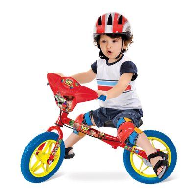Bicicleta - Minha Primeira Bicicleta - Toy Story - Bandeirante - Disney