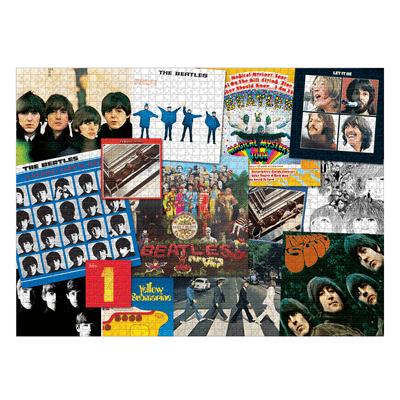 Quebra-cabeça - The Beatles - 2000 Peças - Estrela