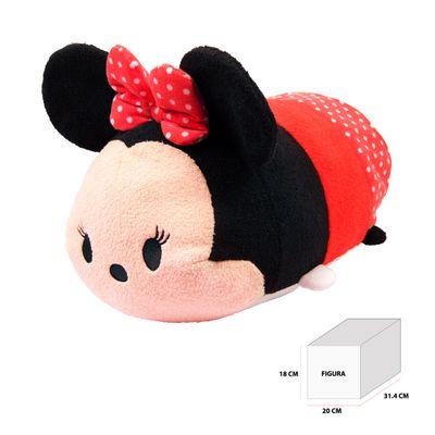 Pelúcia Tsum Tsum 30 cm - Disney - Minnie - Estrela