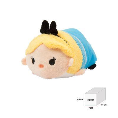 Mini Pelúcia Tsum Tsum 11 cm - Disney - Alice - Estrela