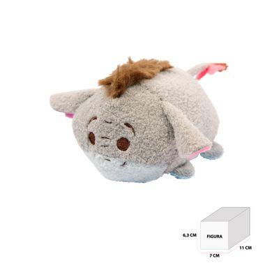 Mini Pelúcia Tsum Tsum 11 cm - Disney Ursinho Pooh - Bisonho - Estrela