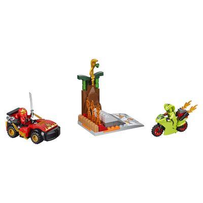 10722 - LEGO Juniors - NINJAGO