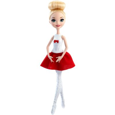 Boneca Ever After High - Ballerina - Apple White - Mattel
