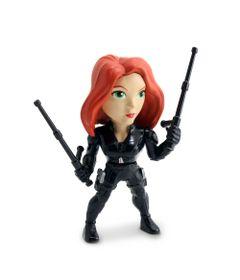 Figura-Colecionavel-10-Cm---Metals---Marvel---Civil-War---Viuva-Negra---DTC