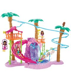 Playset-Polly-Pocket---Tirolesa-na-Floresta---Mattel