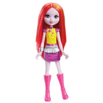 Boneca Barbie - Aventura nas Estrelas - Chelsea Laranja - Mattel