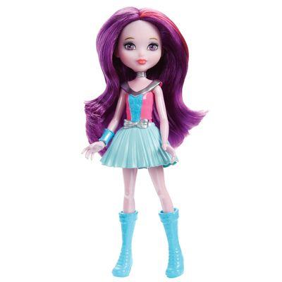 Boneca Barbie - Aventura nas Estrelas - Chelsea Roxa - Mattel