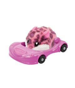 Figura-Hamster-com-Veiculo---Hamsters-in-a-House---Poppy-Super-Acelerado---Candide