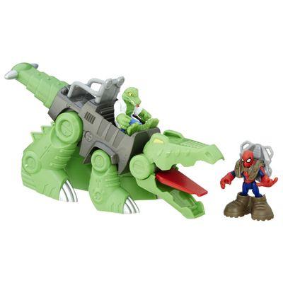 conjunto-deluxe-adventure-pack-marvel-homem-aranha-e-lagarto-hasbro