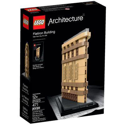 21023 - LEGO Architecture - Flatiron Building