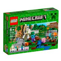 21123---LEGO-Minecraft---Conjunto-Golen-de-Ferro