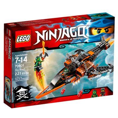 70601 - LEGO Ninjago - Masters Of Spinjitzu - Nave Tubarão