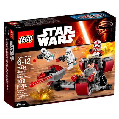 75134 - LEGO Star Wars - Disney - Conjunto Batalha do Império Galáctico