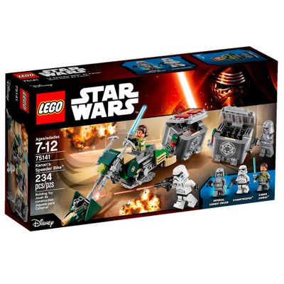 75141 - LEGO Star Wars - Disney - Kanan Speeder Bike