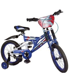 Bicicleta-ARO-16---Montana---Azul---Uni-Toys