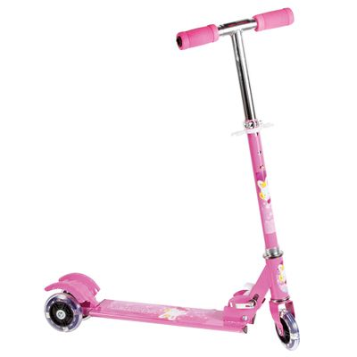 Patinete---3-RDS---Pink---Uni-Toys
