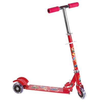 Patinete---3-RDS---Vermelho---Uni-Toys