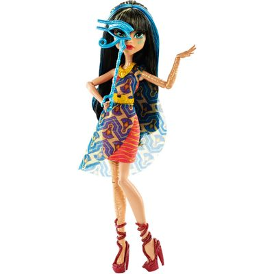 Boneca Monster High - Cleo de Nile  - Mattel - Boneca Monster High - Cleo de Nile - Mattel