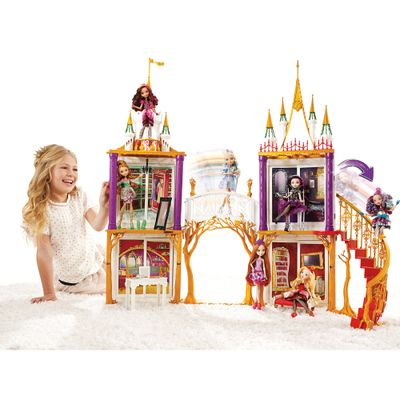 Playset Castelo 2 em 1 - Ever After High - Mattel