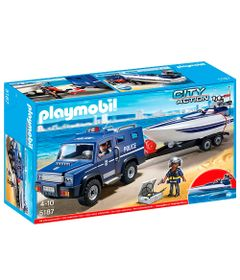 Playmobil---Caminhao-de-Resgate-da-Policia-com-Bote---5187---Sunny