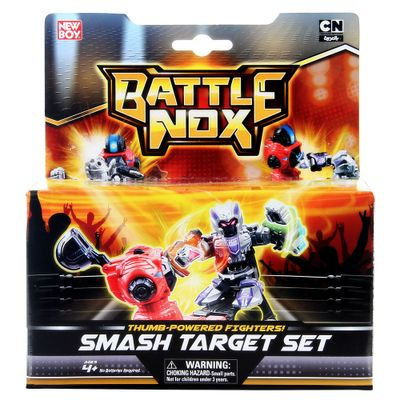 Battle Knox - Set Treinamento - Multikids