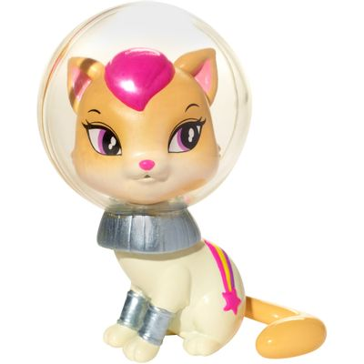 Figura Bichinho Galáctico - Gatinho - Aventura nas Estrelas - Barbie - Mattel