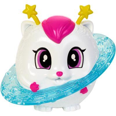 Figura Bichinho Galáctico - Hamster - Aventura nas Estrelas - Barbie - Mattel
