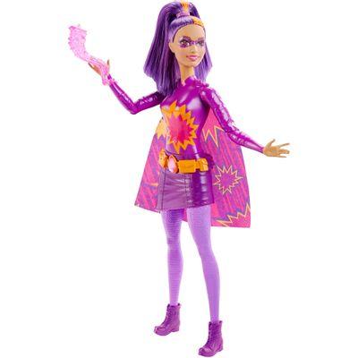 Boneca Barbie Mattel Heroínas - Roxa Dhm65