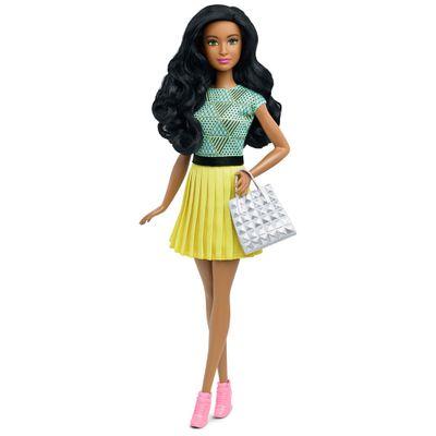 Boneca Barbie Fashionista - 34 B-Fabulous - Original - Mattel