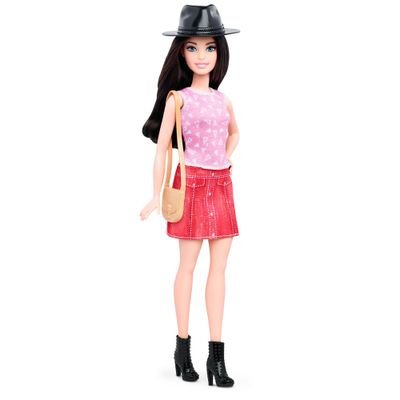 Boneca Barbie Fashionista - 40 Pizza Pizzazz Doll - Petite - Mattel