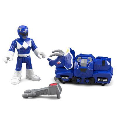 Boneco Imaginext - Power Rangers - Azul - Mattel