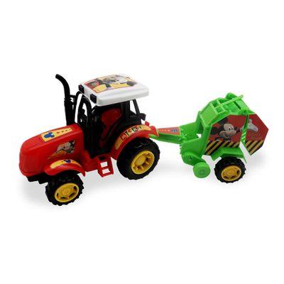 Caminhão Trator Fricção - Mickey - Toyng