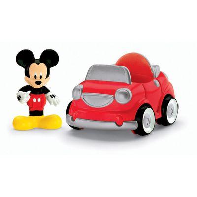 Carrinho Disney - Casa do Mickey - Mickey - Mattel