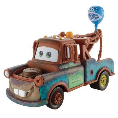 Carrinho Cars - Veículo Básico Diecast - Mate com Balão - Mattel - Disney