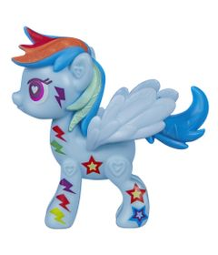 Figura-My-Little-Pony-Pop-Cutie-Mark-Magic---Rainbon-Dash---Hasbro