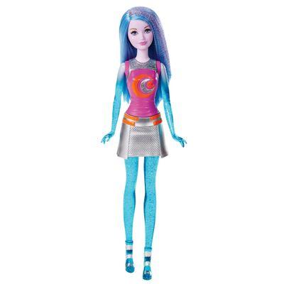 Boneca Barbie -  Aventura nas Estrelas - Gêmeas Galácticas - Azul - Mattel - Boneca Barbie - Aventura nas Estrelas - Gêmeas Galácticas - Azul - Mattel