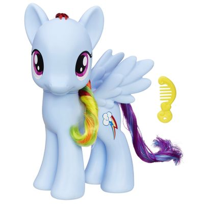 Figura My Little Pony - Rainbon Dash - Hasbro