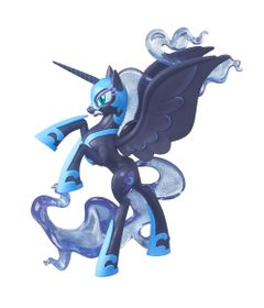 Figura-My-Little-Pony---Nightmare-Moon---Hasbro