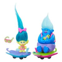 Conjunto-Mini-Figuras-com-Veiculos---Trolls---Skate-Animal---Hasbro