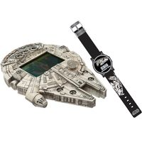 Mini-Game---Star-Wars---Millenium-Falcon-e-Relogio---Candide