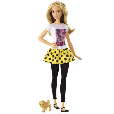 Boneca Barbie - Barbie e suas Irmãs em Busca dos Cachorrinhos - Mattel