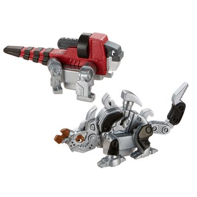Figura-Dinotrux---Diecast---Waldo-e-Skrap-it---Mattel
