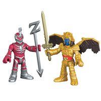 Mini-Figuras-Imaginext---Go-Go-Power-Rangers---Goldar-e-Lord-Zedd---Fisher-Price
