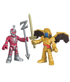 Mini-Figuras-Imaginext---Go-Go-Power-Rangers---Goldar-e-Lord-Zedd---Fisher-Price