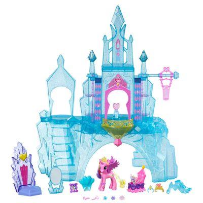 Conjunto My Little Poney - Crystal Empire - Hasbro