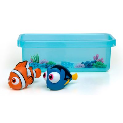 Conjunto Banho Divertido - Aquário Nemo e Dory - Procurando Dory - Elka
